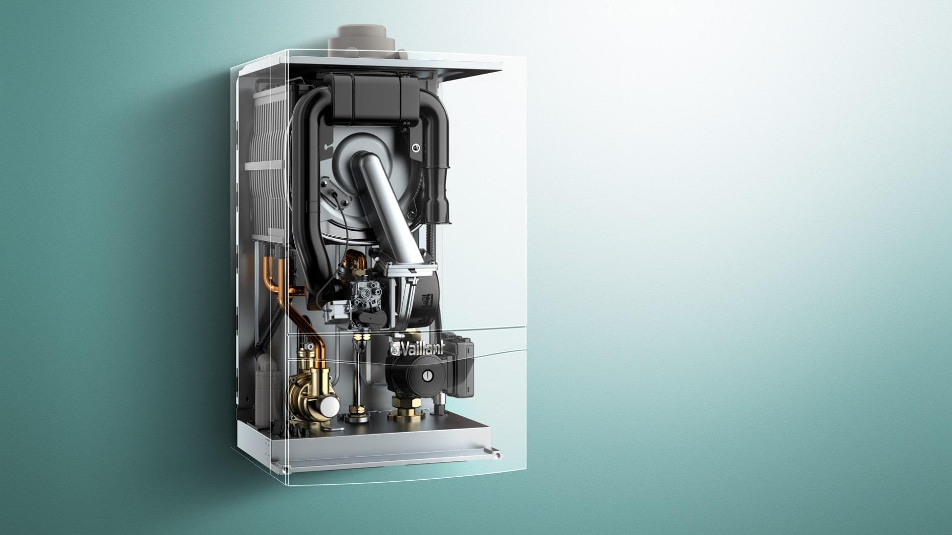 ecoTEC plus VU 48/58 kW